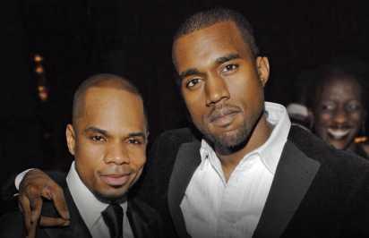 Kirk Franklin & Kanye West